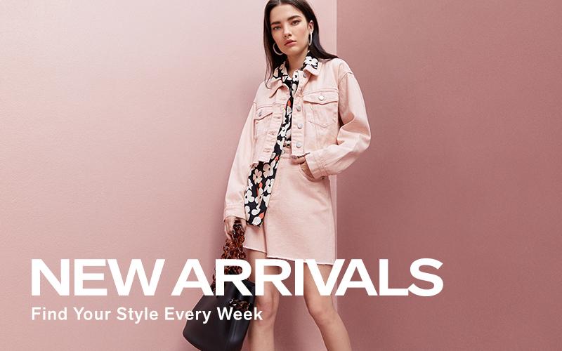 28f5c17f9b New Arrivals - Pomelo Fashion