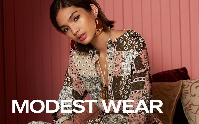 e0153152947c Modest Wear - Pomelo Fashion