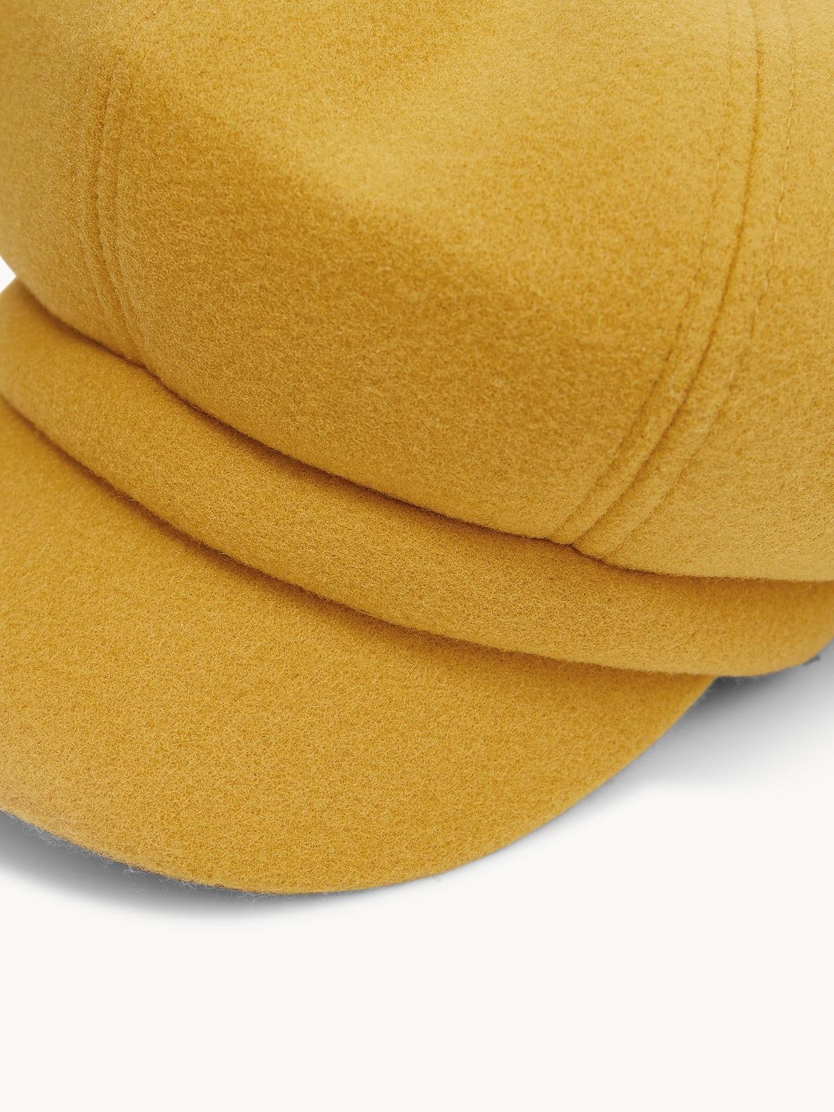35450341f5270 Price  390 ฿  Name  Flat Cap - Yellow  icon