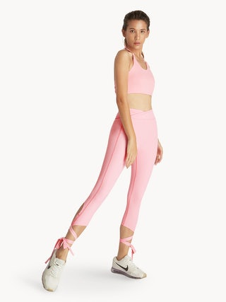 a97851e2a8 Flexi Lexi Dancer Leggings - Pink - Pomelo Fashion