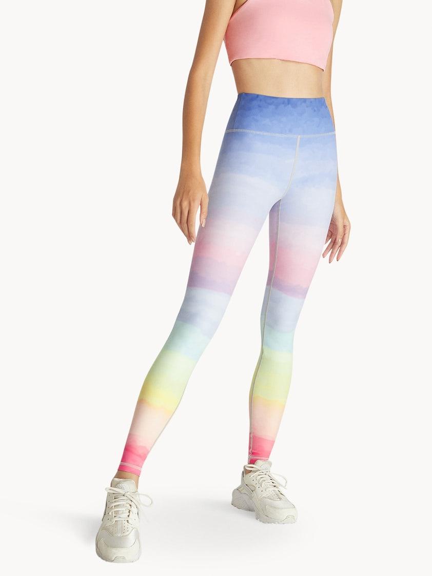 3768611f3d Flexi Lexi Colour Palette Flexi Leggings - Multi Color - Pomelo Fashion