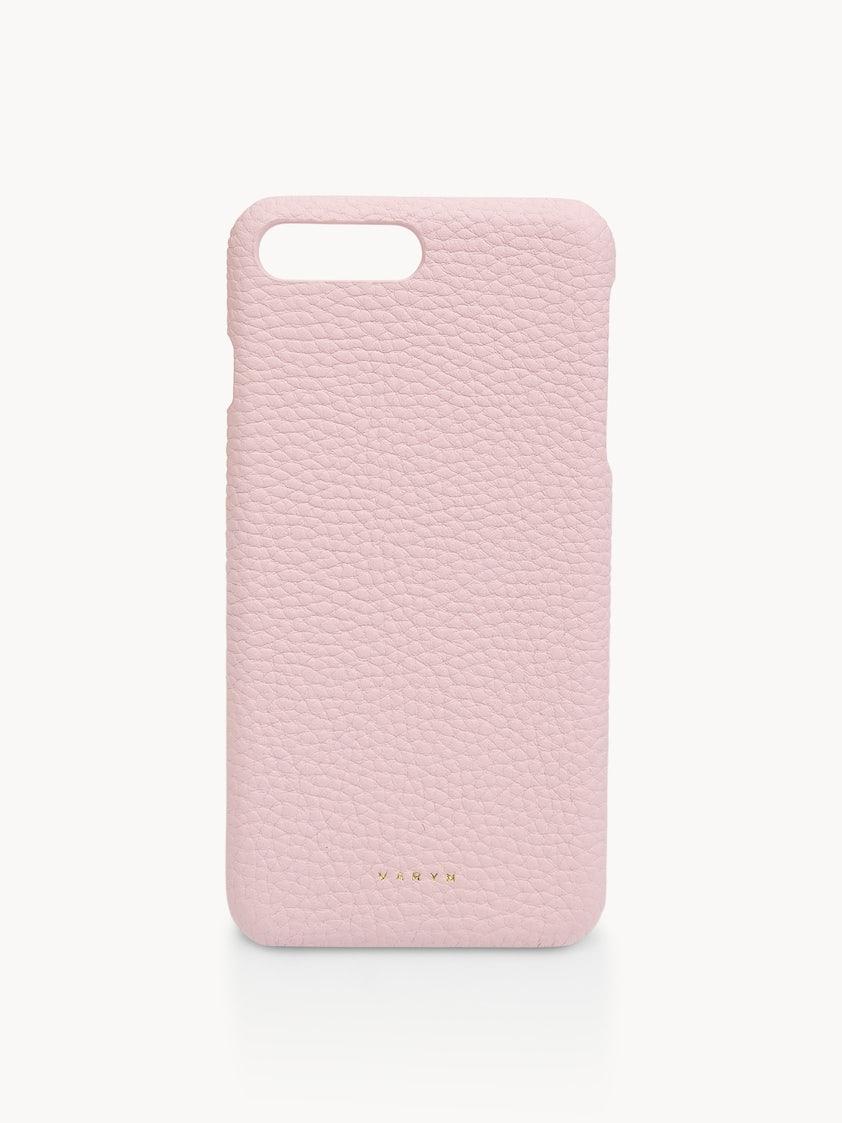 san francisco 2fda1 d791b Varyn Leather iPhone 7/8 Plus Case - Light Pink - Pomelo Fashion