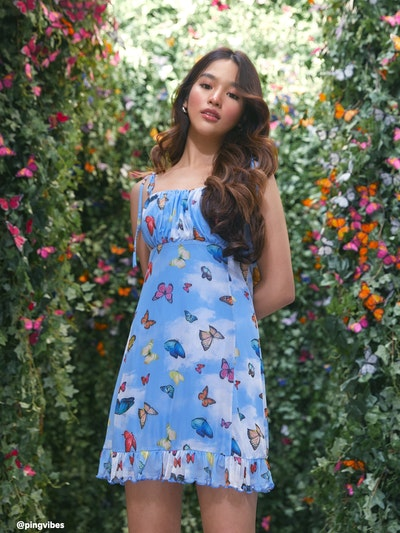 pomelo cny oufits ideas collection dress