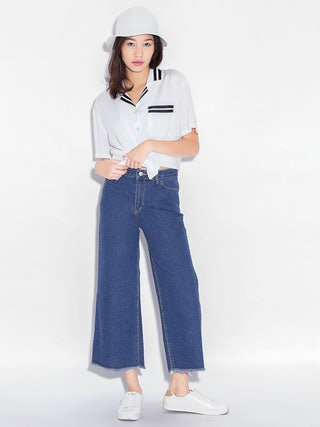 cc9495332fe8 Evermore Wide Leg Jeans. Evermore Wide Leg Jeans. Hover to Zoom